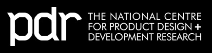 PDR The National Centre for Product Design and Development Research